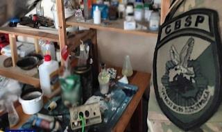 Uderzenie w nielegalny handel prekursorami materiałów wybuchowych. Akcję przeprowadzono na terenie 11 województw
