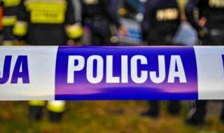 Tragiczny wypadek w Polesiu. Mężczyzna zasłabł podczas jazdy ciągnikiem, nie udało się go uratować