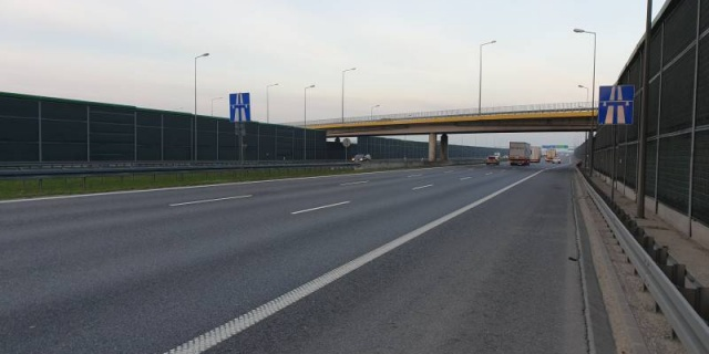 Autostrada A2 Łódź - Warszawa zyska dodatkowy pas ruchu